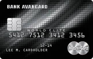 MasterCard World Elite